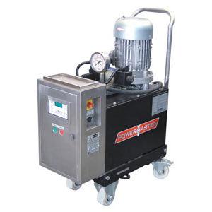 pompe hydraulique à huile