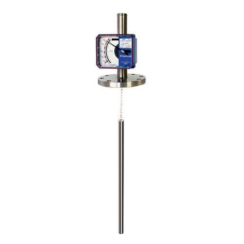 transmetteur de niveau à plongeur - TECFLUID