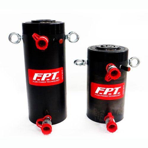 vérin hydraulique / double effet / pour fortes charges / de conception robuste