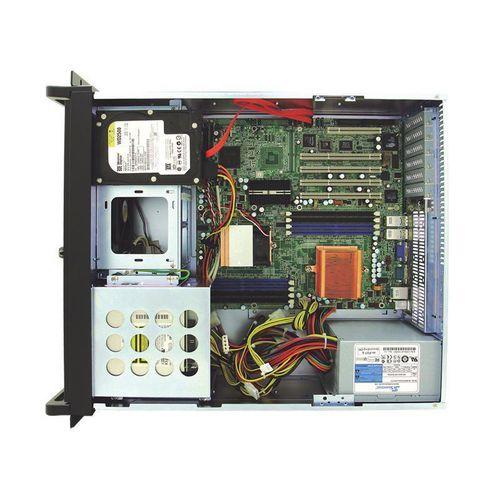 PC rackable / Intel® Core 2 Quad / USB / durci