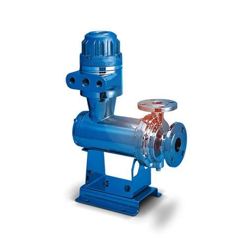 pompe pour produits chimiques / électrique / à rotor gainé / industrielle