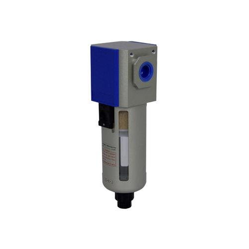 carter de filtre à cartouche / pour air comprimé