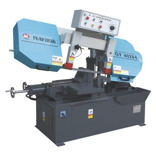 scie à ruban / pour métaux / pour acier / semi-automatique