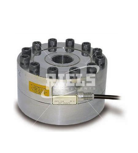 capteur de force en compression / traction compression / de traction / type bouton