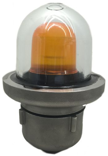 feu clignotant / à éclats / au xénon / 115 Vca