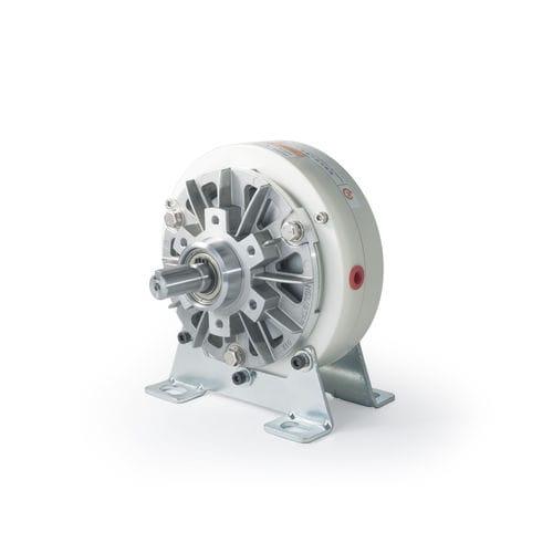 frein à poudre / électromagnétique / à fort couple / ventilé