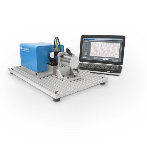 système de test pour phénomène de cogging moteur / de laboratoire / pour applications aérospatiales