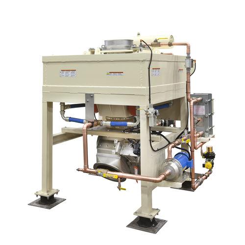 filtre de grande capacité / de haute intensité / pour séparation / à poussière