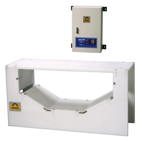 détecteur de métaux pour convoyeur