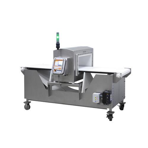 détecteur de métaux à tunnel - Eriez Magnetics Europe Limited