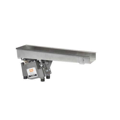 alimentateur électromagnétique / pour machine d'emballage / pour faible charge