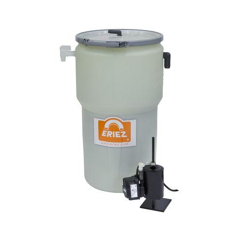 séparateur à coalescence / d'huile / pour l'industrie du recyclage