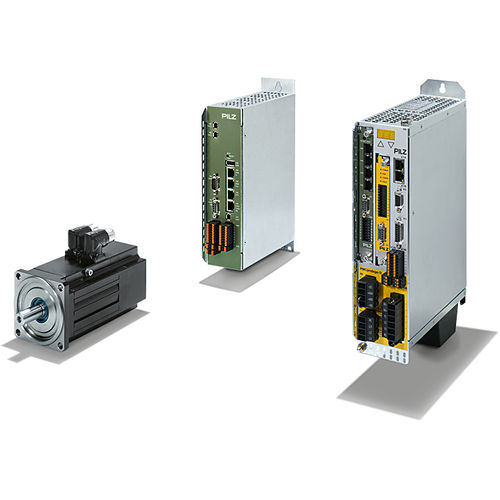servomoteur AC / synchrone / haute puissance