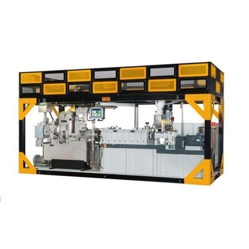 extrudeuse de laboratoire - Cheng Yieu Development Machinery Co., Ltd.