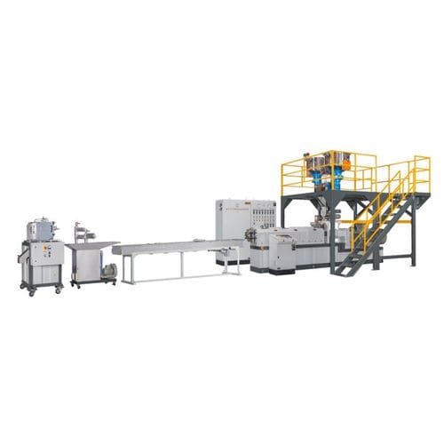 extrudeuse de granulation - Cheng Yieu Development Machinery Co., Ltd.