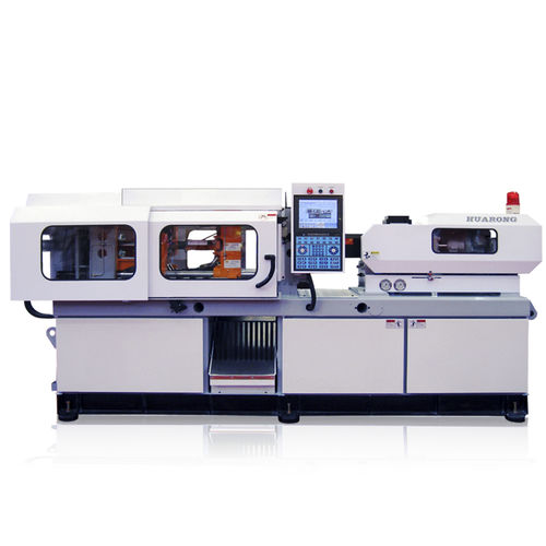 presse à injecter horizontale - HUARONG PLASTIC MACHINERY CO., LTD.