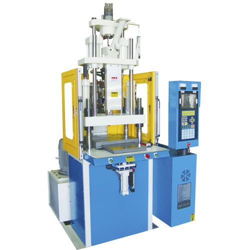 presse à injecter verticale - HUARONG PLASTIC MACHINERY CO., LTD.