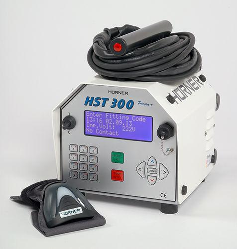 poste à souder par électrofusion / haute performance / automatisé