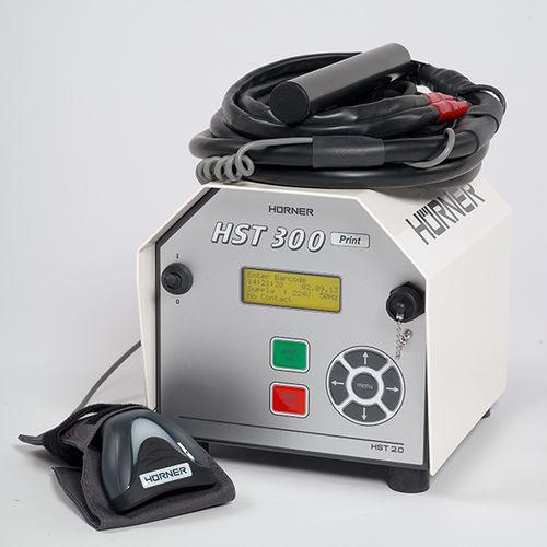 poste à souder par électrofusion / portable