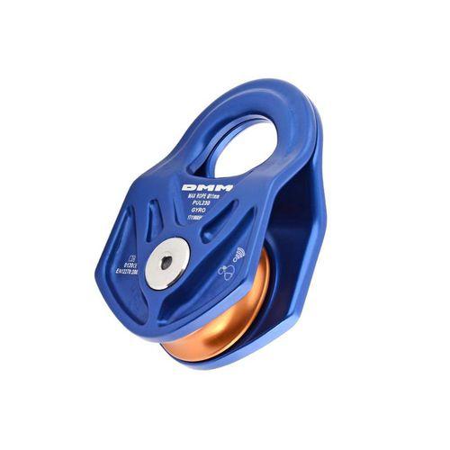 poulie de levage à rouleaux / pour câble / palier