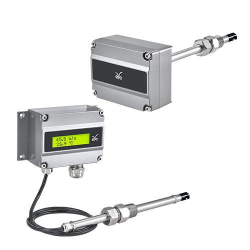transmetteur de vitesse d'air thermique - YUDEN-TECH CO.,LTD.