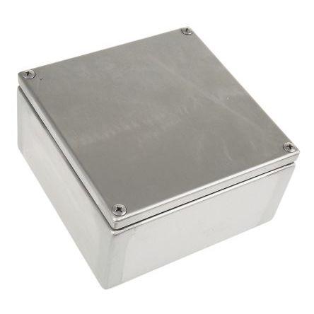 boîte de raccordement en inox