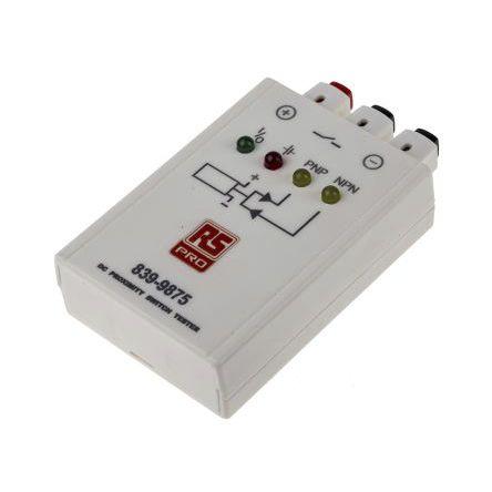 testeur de capacité / de capteur de proximité / à main