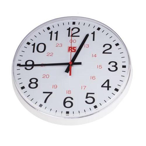 horloge murale / analogique