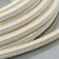 garniture tressée en PTFE / en fil d'aramide / pour pompe / pour mélangeurs