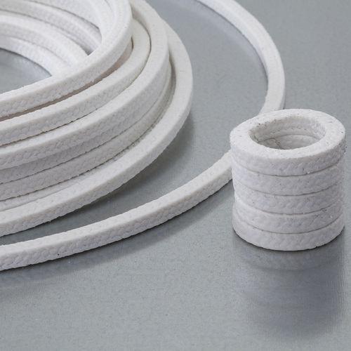 garniture tressée en aramide / à résistance élevée / pour l'industrie chimique / pour l'industrie du papier