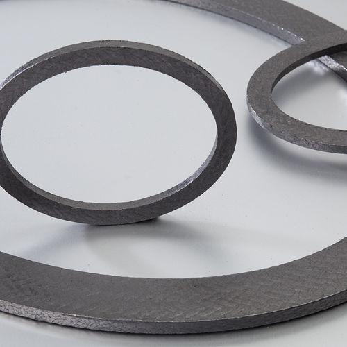 joint plat / circulaire / en graphite / en graphite expansé
