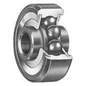 roulement à billes / à une rangée / radial / en acier inoxydable