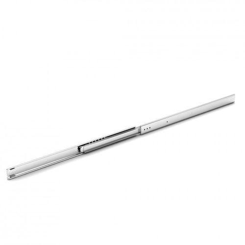 glissière à extension totale / télescopique / à billes / en inox