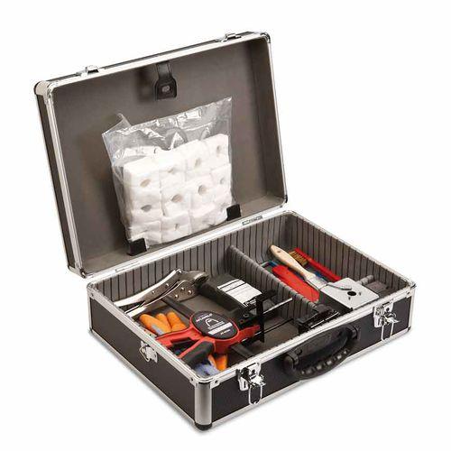 moule en graphite pour soudure exothermique - Aplicaciones Tecnológicas, S.A.