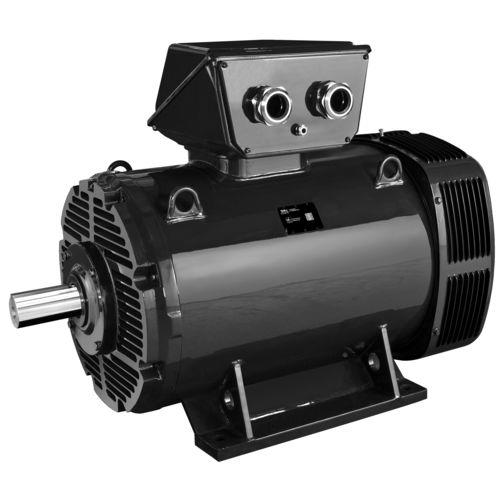 moteur triphasé - LEROY-SOMER