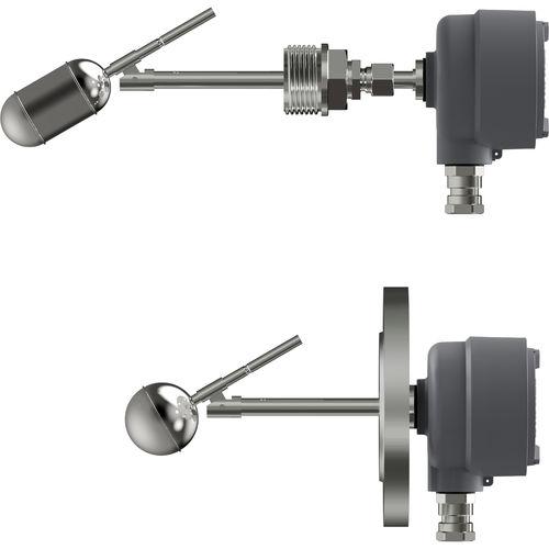 détecteur de niveau à flotteur magnétique - JUMO GmbH & Co. KG