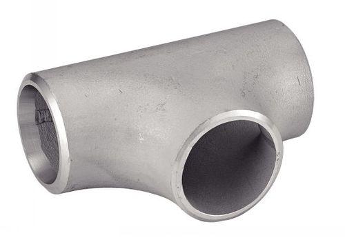 raccord à souder / en T / hydraulique / en acier inoxydable