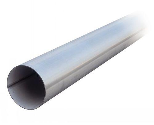 tuyau rigide hydraulique / pneumatique / en acier inoxydable / soudé