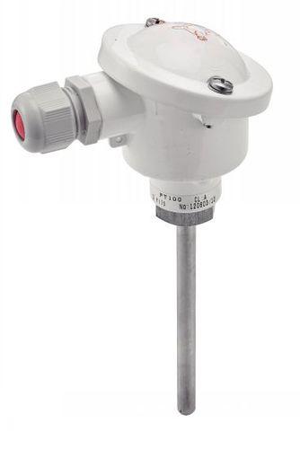 sonde de température Pt100 / en inox / 3 fils / ATEX
