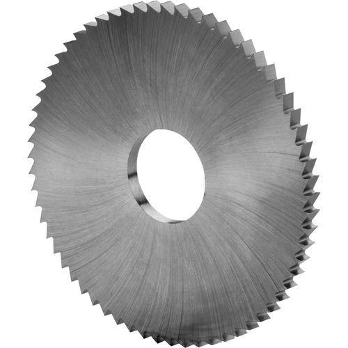 lame de scie circulaire / de tronçonnage / HSS / pour métal