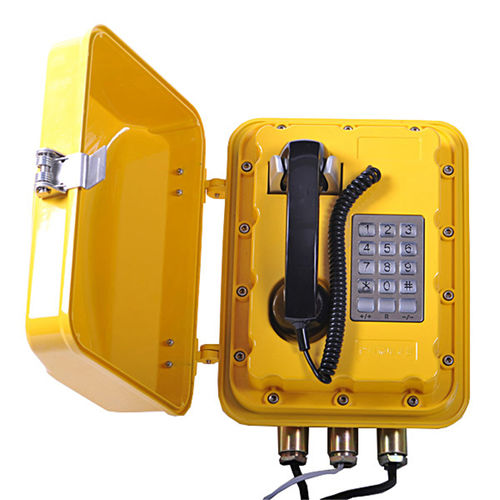 téléphone VoIP - Joiwo Explosion Proof Science and Technology