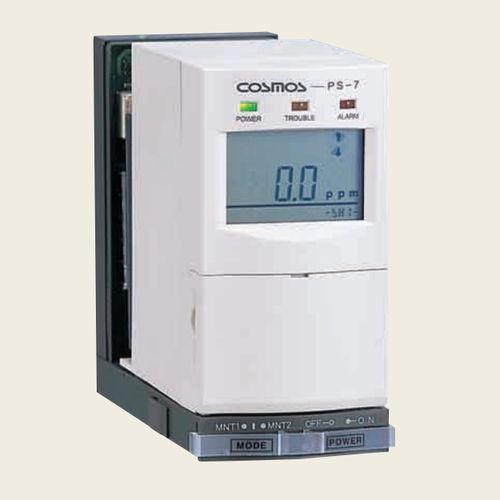 détecteur CO / de gaz toxique / O2 / H2S