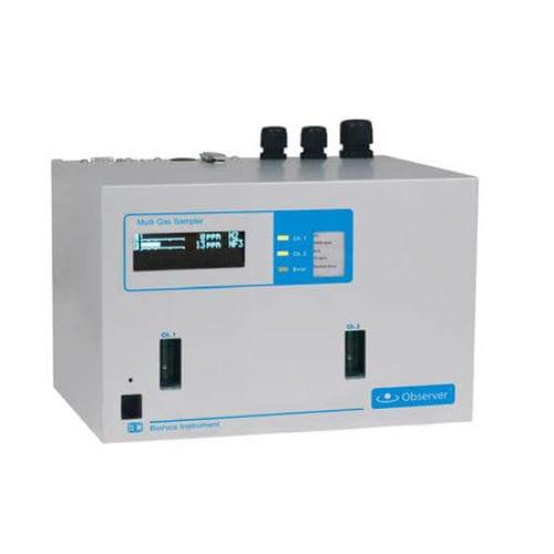 détecteur COV / CO / d'oxygène / O2