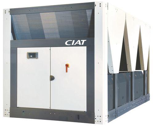 refroidisseur d'eau / compact / d'extérieur / à condensation par air