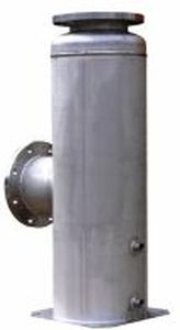 séparateur à air / pour l'industrie gazière / vertical