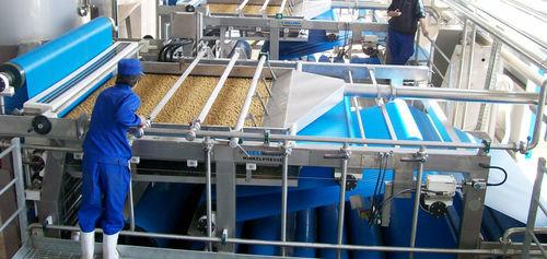 presse hydraulique / à compression / pour l'industrie agroalimentaire