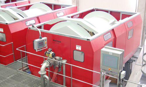 presse hydraulique / à compression / de production