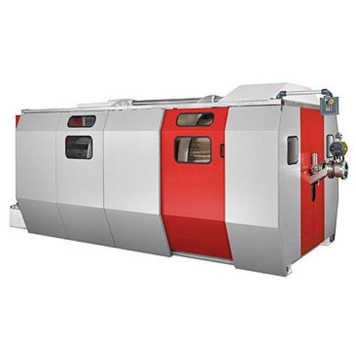 presse hydraulique / d'assèchement / de production