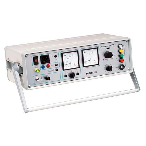 testeur d'isolement / haute tension / de câblage / d'installation électrique