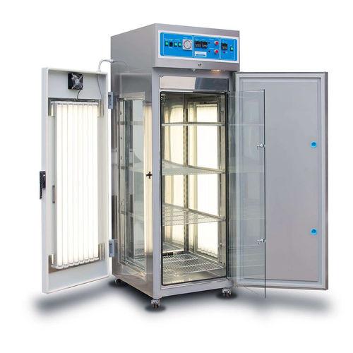 chambre d'essai climatique / de température / d'humidité / verticale